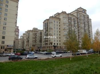 Новостройка Жилой квартал Шуваловский